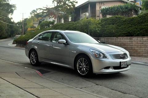 2008 Infiniti G35 for sale at Brand Motors llc in Belmont CA