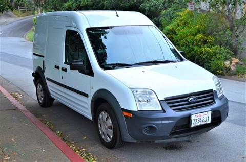 2012 Ford Transit Connect for sale at Brand Motors llc in Belmont CA