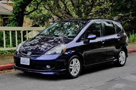 2008 Honda Fit for sale at Brand Motors llc - Belmont Lot in Belmont CA