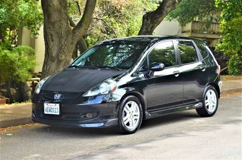 2008 Honda Fit for sale at Brand Motors llc in Belmont CA