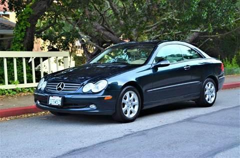 2004 Mercedes-Benz CLK for sale at Brand Motors llc - Belmont Lot in Belmont CA