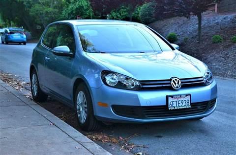 2010 Volkswagen Golf for sale at Brand Motors llc in Belmont CA