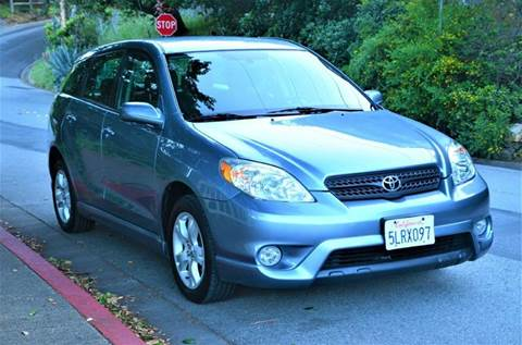 2005 Toyota Matrix for sale at Brand Motors llc in Belmont CA