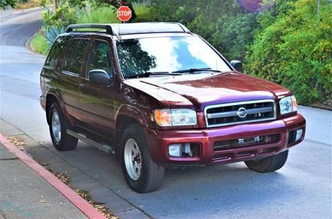 2002 Nissan Pathfinder for sale at Brand Motors llc in Belmont CA