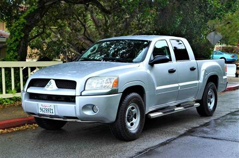 2007 Mitsubishi Raider for sale at Brand Motors llc - Belmont Lot in Belmont CA