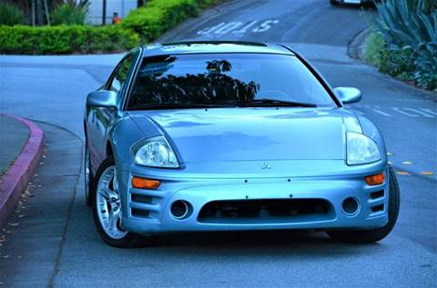 2003 Mitsubishi Eclipse for sale at Brand Motors llc in Belmont CA