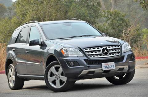 2011 Mercedes-Benz M-Class for sale at Brand Motors llc - Belmont Lot in Belmont CA