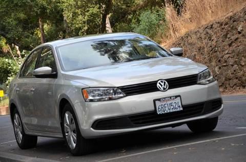 2011 Volkswagen Jetta for sale at Brand Motors llc - Belmont Lot in Belmont CA
