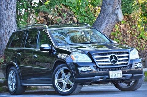 2009 Mercedes-Benz GL-Class for sale at Brand Motors llc in Belmont CA