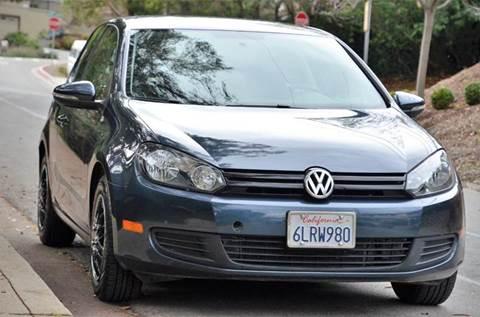 2010 Volkswagen Golf for sale at Brand Motors llc - Belmont Lot in Belmont CA