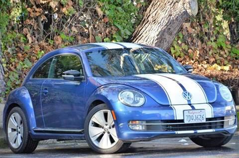 2013 Volkswagen Beetle for sale at Brand Motors llc - Belmont Lot in Belmont CA