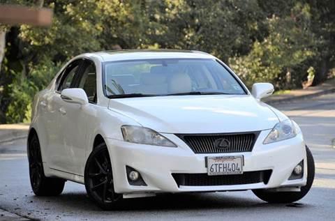 2011 Lexus IS 250 for sale at Brand Motors llc - Belmont Lot in Belmont CA