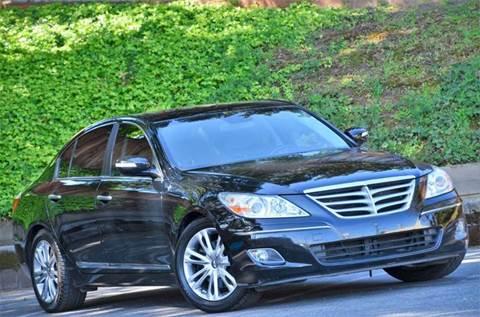 2010 Hyundai Genesis for sale at Brand Motors llc - Belmont Lot in Belmont CA
