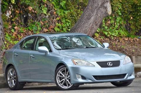 2008 Lexus IS 250 for sale at Brand Motors llc - Belmont Lot in Belmont CA