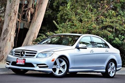 2011 Mercedes-Benz C-Class for sale at Brand Motors llc - Belmont Lot in Belmont CA