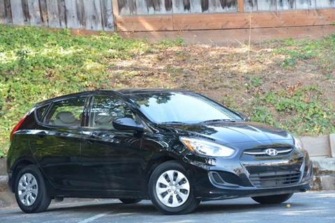 2017 Hyundai Accent for sale at Brand Motors llc - Belmont Lot in Belmont CA