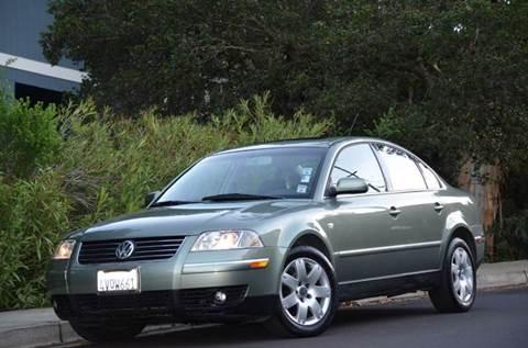 2002 Volkswagen Passat for sale at Brand Motors llc - Belmont Lot in Belmont CA