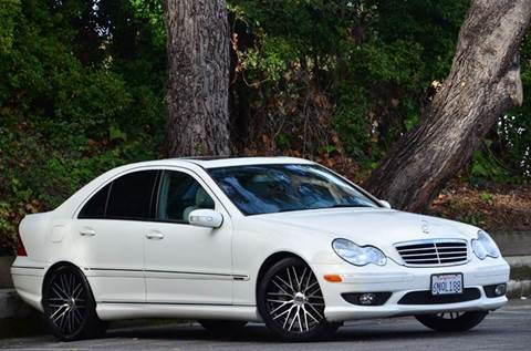 2007 Mercedes-Benz C-Class for sale at Brand Motors llc - Belmont Lot in Belmont CA