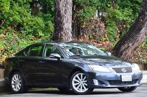 2009 Lexus IS 250 for sale at Brand Motors llc - Belmont Lot in Belmont CA