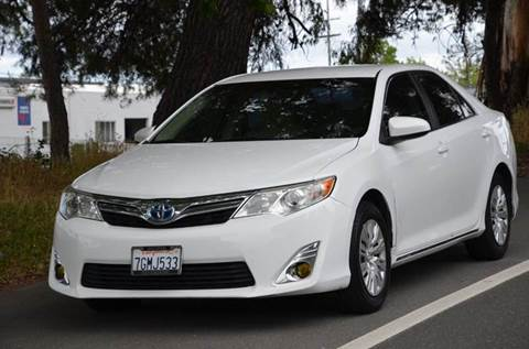 2014 Toyota Camry Hybrid for sale at Brand Motors llc - Belmont Lot in Belmont CA