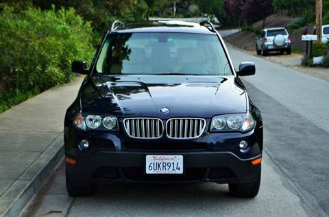 2008 BMW X3 for sale at Brand Motors llc in Belmont CA