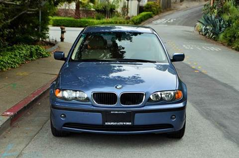 2004 BMW 3 Series for sale at Brand Motors llc in Belmont CA