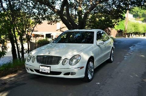 2006 Mercedes-Benz E-Class for sale at Brand Motors llc in Belmont CA