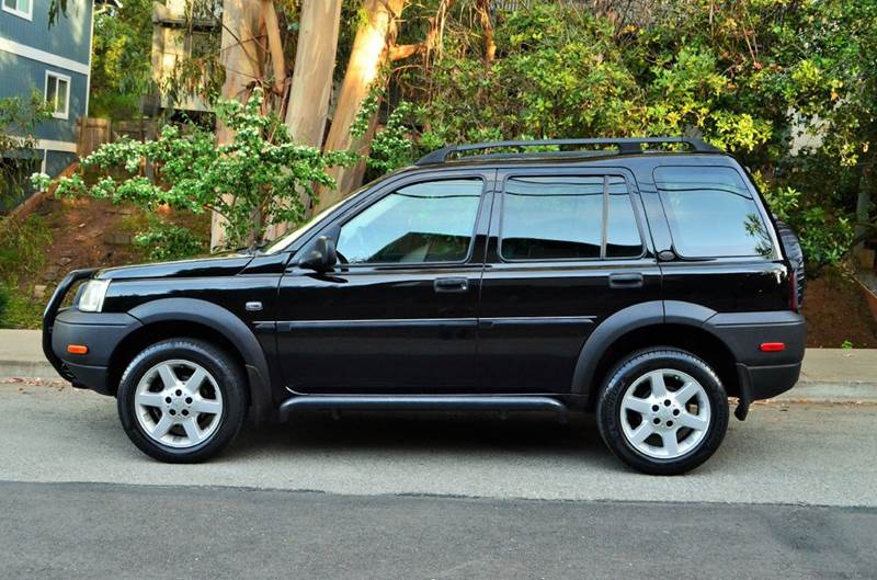 2003 Land Rover Freelander S AWD 4dr SUV - Belmont CA