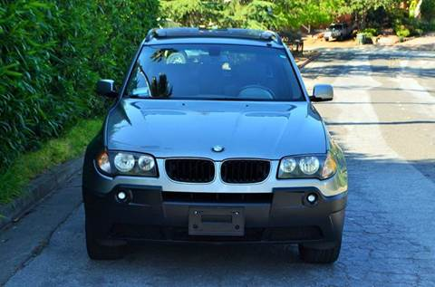 2004 BMW X3 for sale at Brand Motors llc in Belmont CA