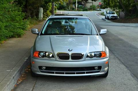 2000 BMW 3 Series for sale at Brand Motors llc in Belmont CA