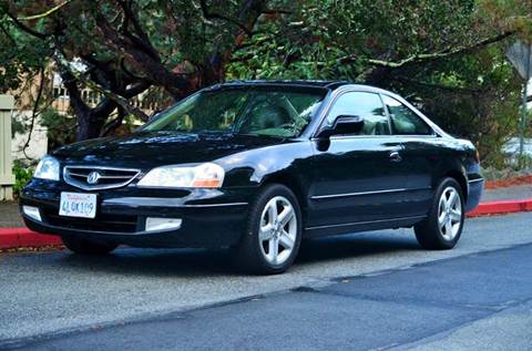 2001 Acura CL for sale at Brand Motors llc in Belmont CA