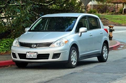 2010 Nissan Versa for sale at Brand Motors llc in Belmont CA