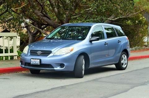 2006 Toyota Matrix for sale at Brand Motors llc in Belmont CA