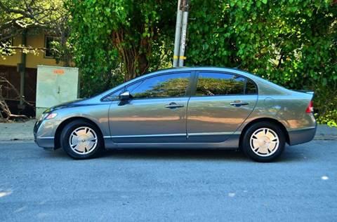 2009 Honda Civic for sale at Brand Motors llc in Belmont CA