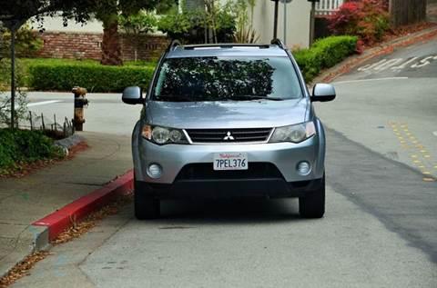 2007 Mitsubishi Outlander for sale at Brand Motors llc in Belmont CA