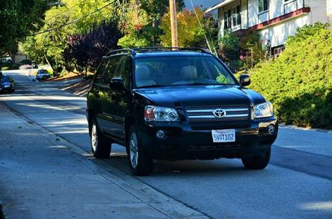 2006 Toyota Highlander Hybrid for sale at Brand Motors llc in Belmont CA