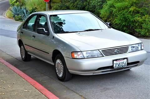 1996 Nissan Sentra for sale at Brand Motors llc - Belmont Lot in Belmont CA