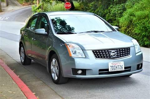 2007 Nissan Sentra for sale at Brand Motors llc - Belmont Lot in Belmont CA