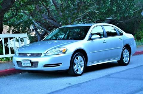 2013 Chevrolet Impala for sale at Brand Motors llc - Belmont Lot in Belmont CA