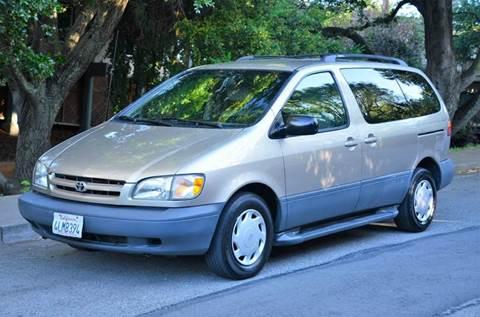 2000 Toyota Sienna for sale at Brand Motors llc - Belmont Lot in Belmont CA