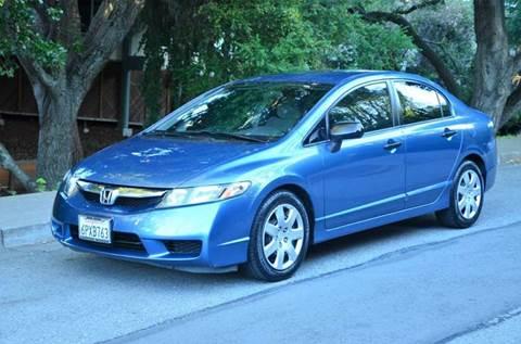 2011 Honda Civic for sale at Brand Motors llc - Belmont Lot in Belmont CA