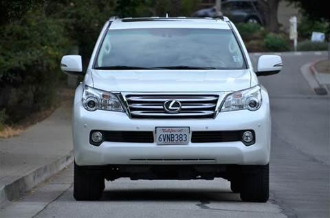 2012 Lexus GX 460 for sale at Brand Motors llc - Belmont Lot in Belmont CA