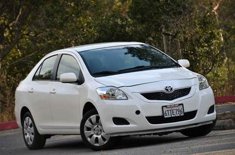 2012 Toyota Yaris for sale at Brand Motors llc - Belmont Lot in Belmont CA