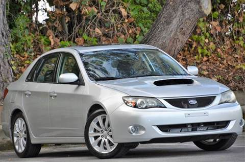2008 Subaru Impreza for sale at Brand Motors llc - Belmont Lot in Belmont CA