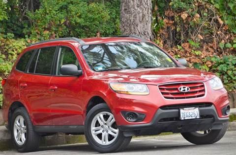 2011 Hyundai Santa Fe for sale at Brand Motors llc - Belmont Lot in Belmont CA