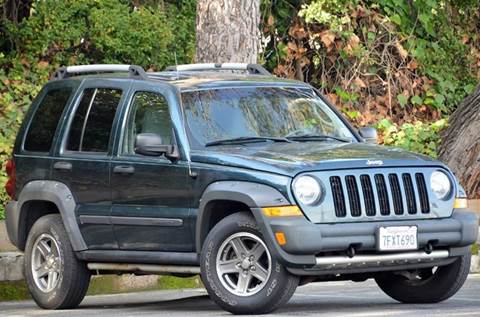 2005 Jeep Liberty for sale at Brand Motors llc - Belmont Lot in Belmont CA