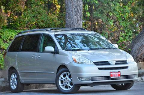 2005 Toyota Sienna for sale at Brand Motors llc - Belmont Lot in Belmont CA