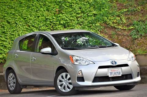 2014 Toyota Prius c for sale at Brand Motors llc - Belmont Lot in Belmont CA