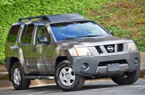 2005 Nissan Xterra for sale at Brand Motors llc - Belmont Lot in Belmont CA