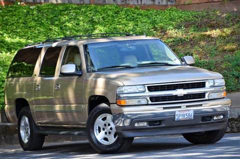 2006 Chevrolet Suburban for sale at Brand Motors llc - Belmont Lot in Belmont CA